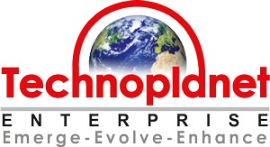TechnoPlanet Enterprise - Logo